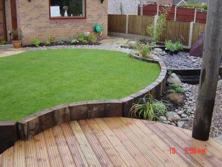 79 best retaining walls images on pinterest decks for Garden railway designs