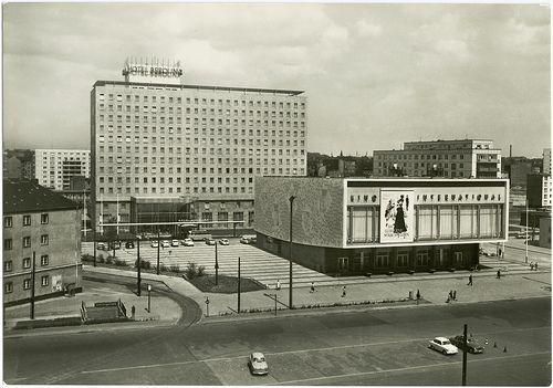 Kino International, Karl Marx Allee, Berlin