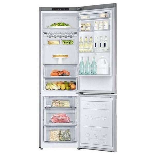 Chladnicka S Mraznickou Samsung Rb37j5025sa Ef Nerez Kasa Cz Pro Nezapomenuti Freestanding Fridge Fridge Shelves A Freezer