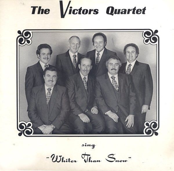 The Victors Quartet sings Whiter Than Snow