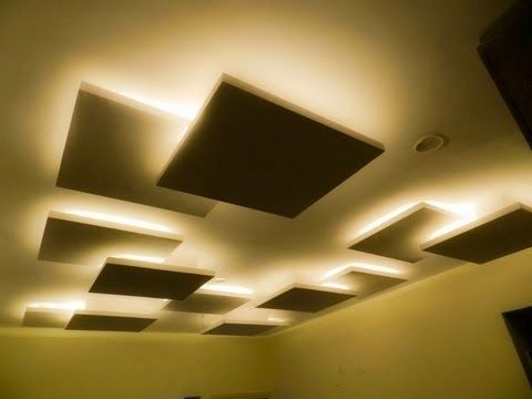 Best Ceiling Designs With Lighting, #False #Ceiling | Ceiling