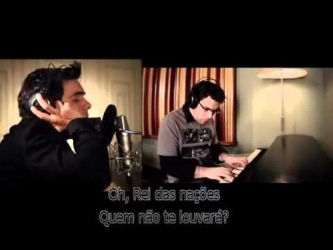 Rei das Naçoes - Paulo Cesar Baruk - DVD PIANO E VOZ