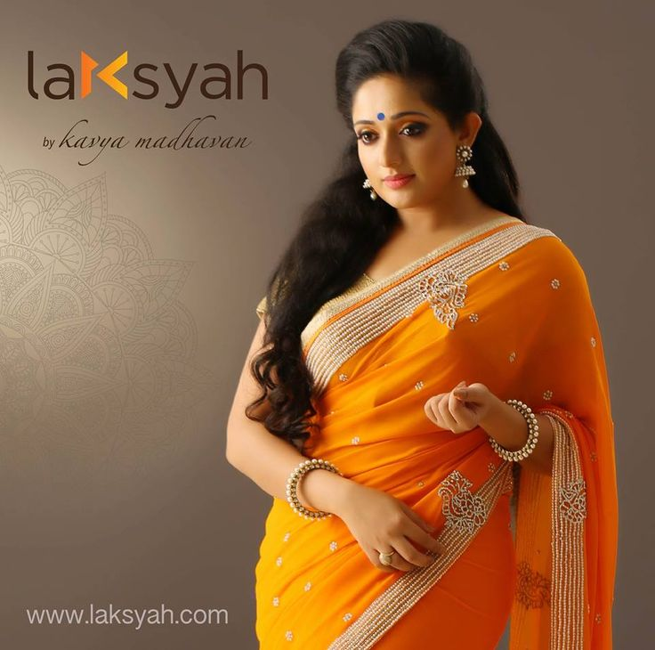 Amber ‪#‎Pearls_and_Crystals‬ ‪#‎Exuberance_Orange‬  #Boutiques_in_Kochi www.laksyah.com