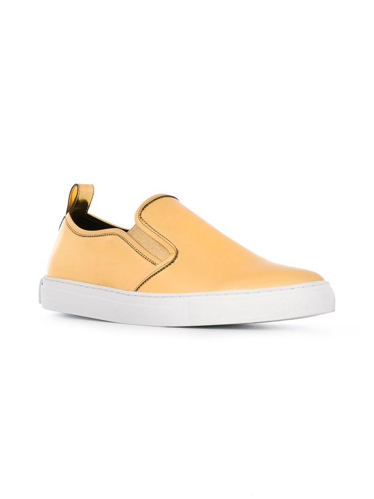 """McQ Alexander McQueen chaussures de skate """"Chris"""" 250 EUR."""