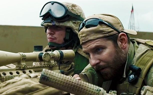 24 Movies With Great Opening Scenes | 'American Sniper' (2014) | EW.com