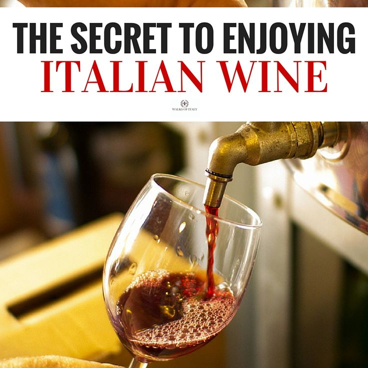 Serving a glass of wine straight from the barrel in an enoteca in Florence. Find out how to enjoy the best win in Italy in our new blog!