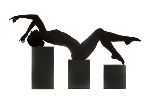 Silhouette by Ross Oscar