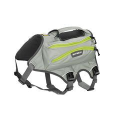 The Singletrak Pack™ is Ruffwear's smallest and lightest dog backpack. Designed to be low-profile and sleek yet has enough volume to carry 2 water bladders (included), treats, poop bags and other bare necessities on the trail.