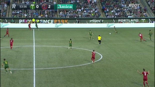#MLS  DOUBLE RED CARD: Kyle Beckerman and Fanendo Adi sent off