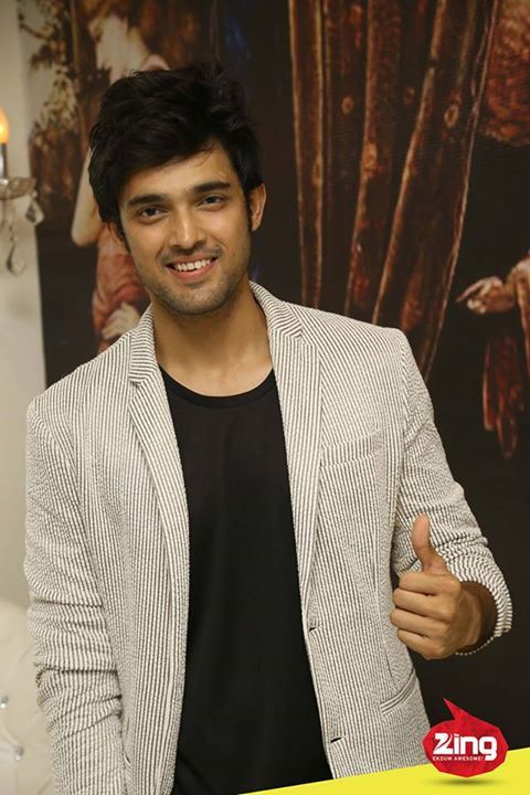 Parth Samthaan at the success party of Zing Pyaar Tune Keya Kya