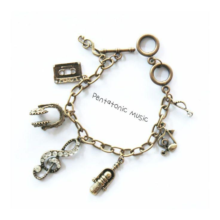 Musical Bronze Bracelet Price : 60.000 IDR Follow Instagram : pentatonicmusic