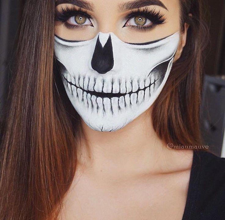 116 best halloween images on Pinterest | Make up, Halloween ideas ...