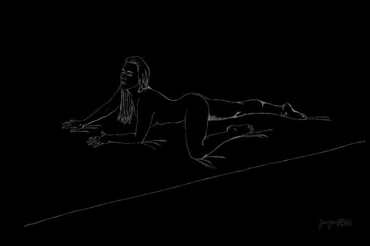 <<Dans le noir>> 2700 x 1800 par Jean-Yves ARO66