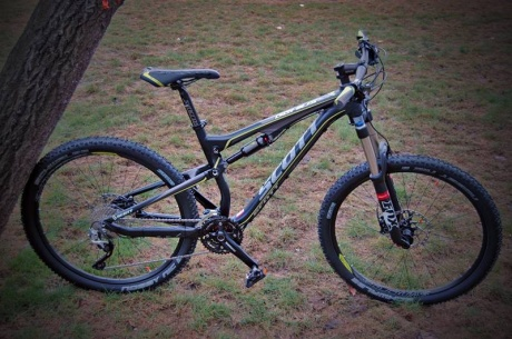 #Scott #Genius 740 #650b  Just take a look on new sweet ride from Scott Bikes Co.