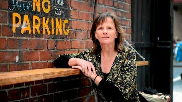 La Trobe University's Catherine Barrett, an author of Norma's Project, a breakthrough report on elder abuse.Photo: Penny Stephens