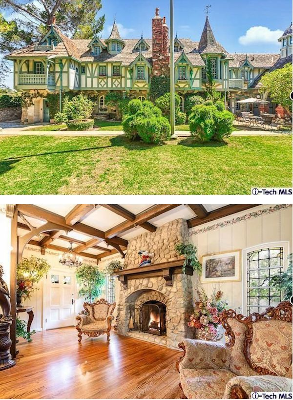 fetching ca home and design. 8 Amazing Houses With A Disney Connection 244 best storybook homes images on Pinterest  Fairytale cottage