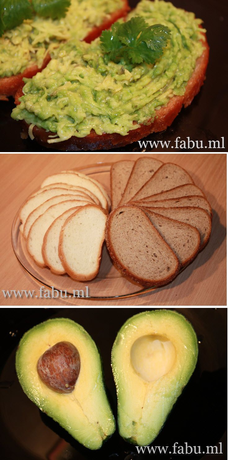 Sanduíches com abacate e limão e alho Para fazer sanduíches com abacate, limão e alho, você vai precisar de 10 minutos de seu tempo e os seguintes ingredientes:  - 2 abacates, - 1 limão, - 2 dentes de alho - Trigo ou pão multi-grão com farelo, - óleo de girassol ou de milho, - sal a gosto.  Processo de cozimento.  http://www.fabu.ml/2017/04/sanduiches-com-abacate-e-limao-e-alho.html