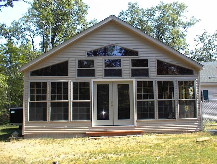 115 best poconos addition images on pinterest cottage for 3 season room additions