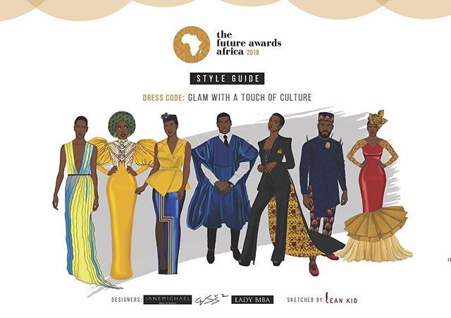 The 13th edition of The Future Awards Africa (TFAA) the continents biggest youth event continues to generate online and offline excitement and anticipation with its event invite and style guide representing the best of Nigerias people culture resources and diversity.  It reflects the unique elements that bind Nigerians together as a nation as we inch closer to the upcoming 2019 general elections.  The TFAA event style guide also emphasizes the strength of our rich and enduring culture. The guide which is Glam with a Touch of Culture is created by award-winning designers Lady Biba @loveladybiba Jane Michael @janemichealekanem and Muktar Onifade @vizuvlgvds with illustration by Lean Kid @leankid  Once you get your invite play the guessing game in the card so we know how well you know Nigeria! Take a video and tag us for a repost @tfaafrica #NigeriasNewTribe #TFAA2018 #BellaNaijasc