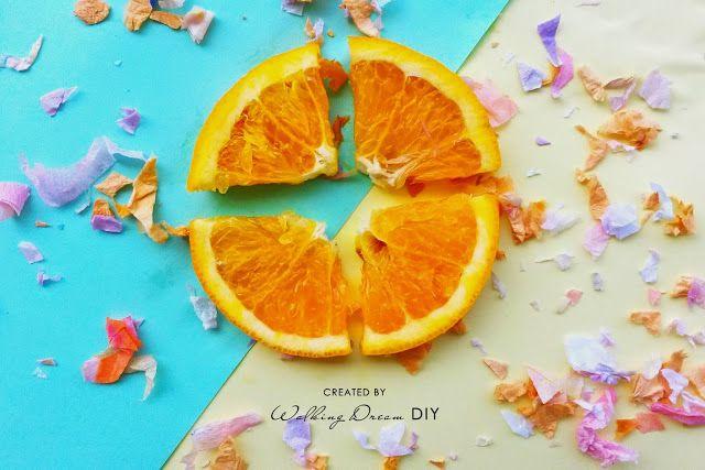 colors, summer, spring, orange, yellow, green, tiffany, confetti, confettis