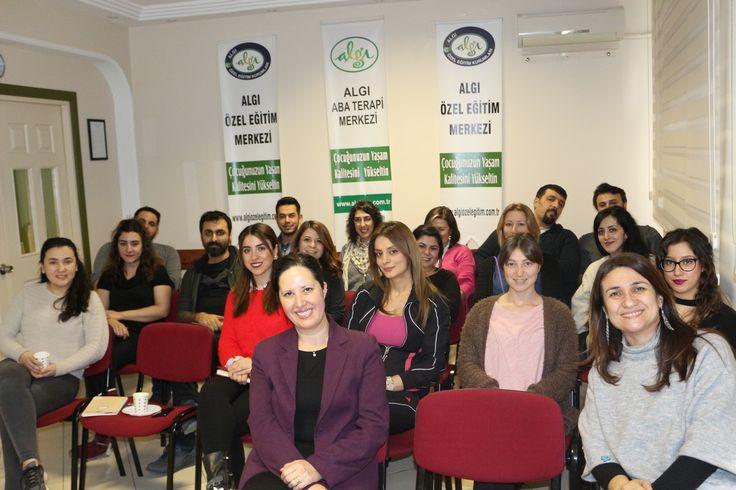 Algı Özel Eğitim Merkezi Eğitmenlerine Yönelik Uygulamalı Davranış Analizi (UDA) Hizmetiçi Eğitimler Dizisi Başladı