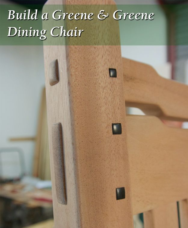 Beautiful chairs can be easy with the right jigs! Learn how with the new DVD