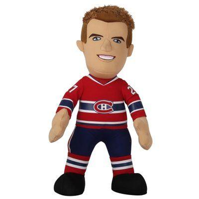 Alex Galchenyuk Montreal Canadiens 14'' Player Plush Doll #myNHLWishListSweeps