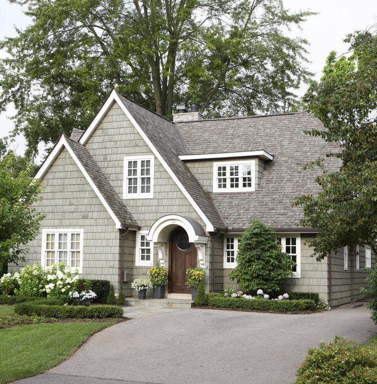 Better Homes Gardens Curb Appeal Pinterest Gardens Exterior Colors And Grey