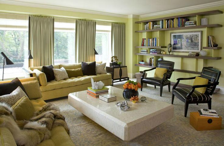 The Daring Color Of John Willey Interiors!