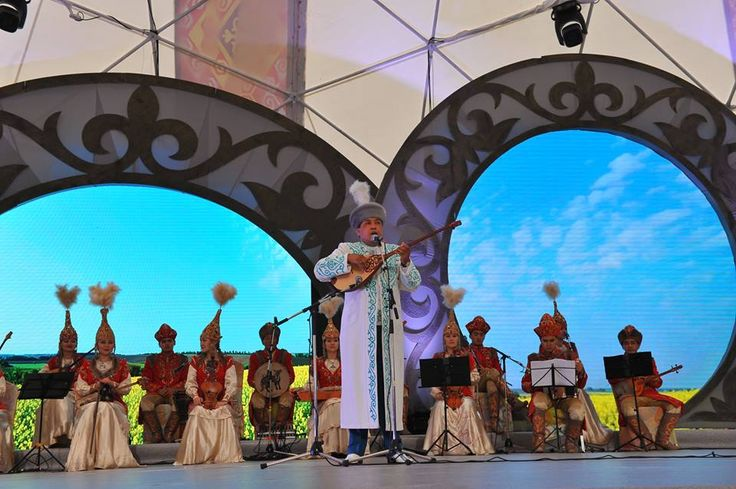 Kazakistan'da 6 Temmuz Astana Günü başkentin farklı noktalarında çeşitli kültürel etkinliklerle kutlandı. Kazak milli çadırında kurulan sahnede de Türk halkları müziği festivaline katılmak üzere Astana'ya gelen Kazak, Özbek, Azeri, Hakas, Türk, Kırgız müzik sanatçıları konser verdi. Sabah saatlerinden itibaren Han Satır alışveriş merkezinin yanında devam eden ''Göçebe Medeniyeti''nin sergilendiği alana akın eden halk, burada halat çekme, at oyunları, ağırlık kaldırma, dokuz kumalak gibi…