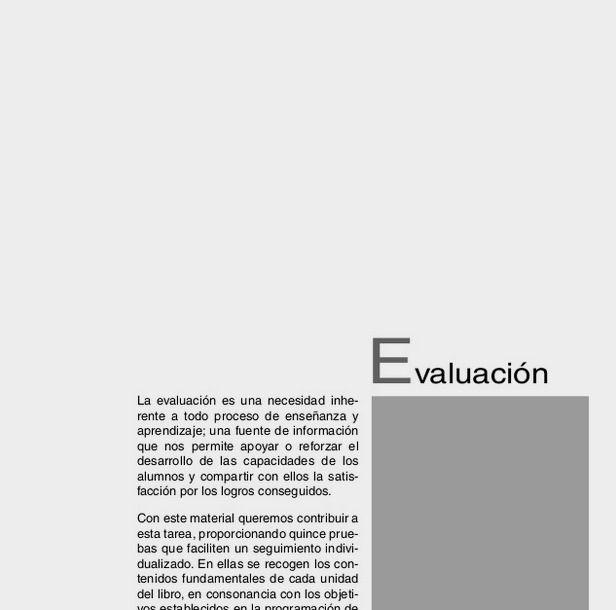 Lengua quinto de primaria anaya-evaluaciones