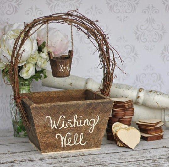 rustic wedding shower favors - Wedding Decor Ideas