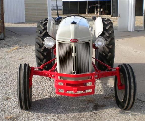 9n Ford Tractor For Sale: 1951 Ford 8n Tractor For Sale