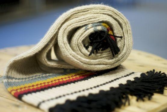 FeelGood Market online:Handgebreide Sjaal voor het goede doel