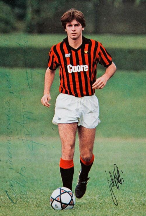 Filippo Galli - at Milan from 1983 - 1996
