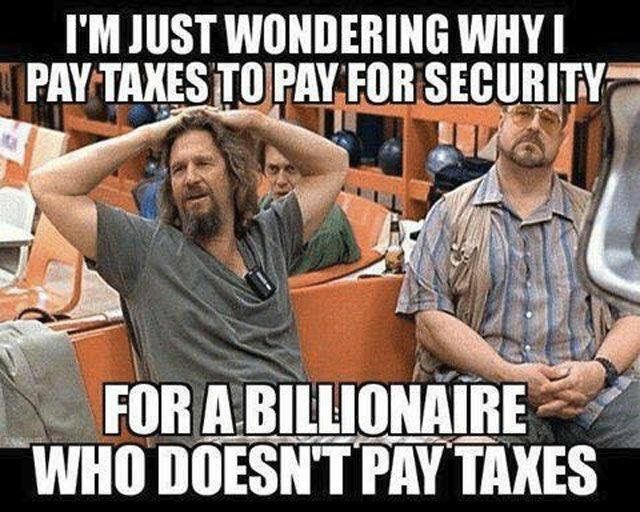 EXACTLY!! WHY?? AND WHY DO OUR TAXES GO UP AND THEIRS DONT?? WHY?? And they don't ever have to worry about healthcare! How lame is that??