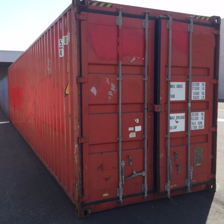 Cheap Shipping Container 40 Foot
