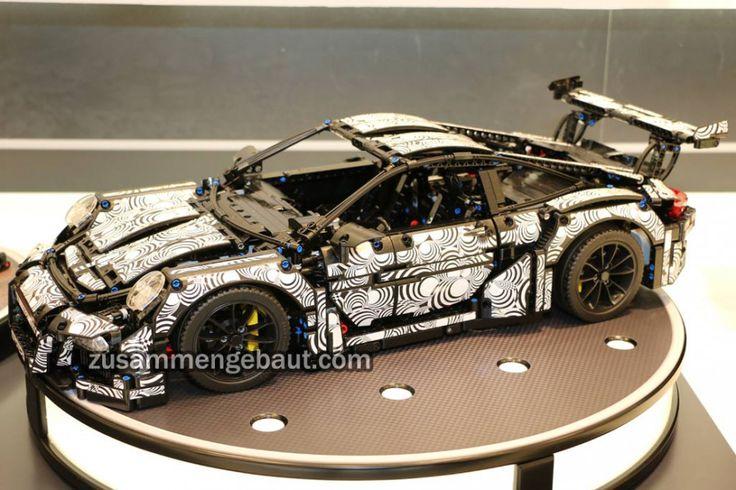 New Lego Technic 42056 Porsche 911 Cars Toys And Lego