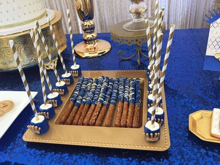 Little Prince Baby Shower Party Ideas In 2019 Baby