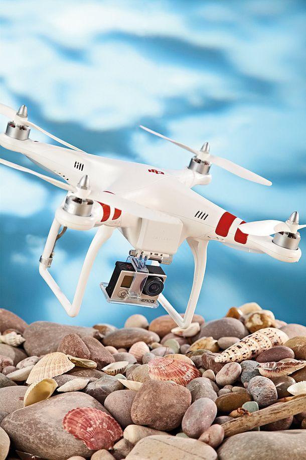 DJI Phantom Quadcopter review: shoot aerial photography on a budget (ish)