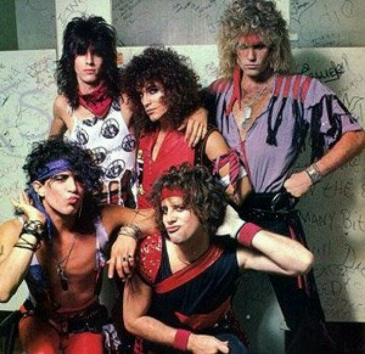 80s Hair Bands on Pinterest | 80s Hair Bands, 80s Rock and Poisons