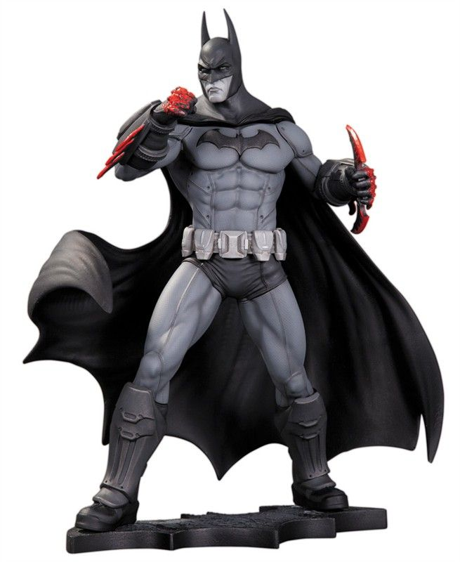 Batman Arkham City Statue Batman 25 cm