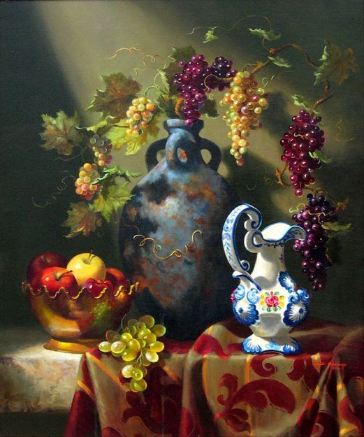 работы художника Fran Di Giacomo – 09