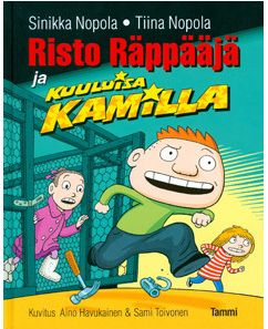 Risto Räppääjä