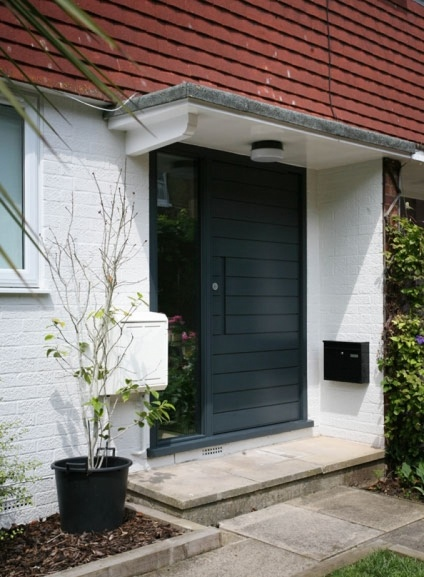 89 best images about porch on pinterest door canopy for Contemporary front porch designs uk