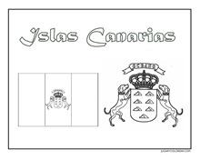 17 best images about d a de canarias on pinterest search libros and tes - Islas canarias dibujo ...