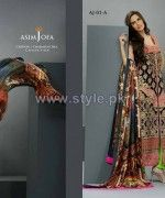 Asim Jofa Silk Dresses 2014 For Eid-Ul-Fitr