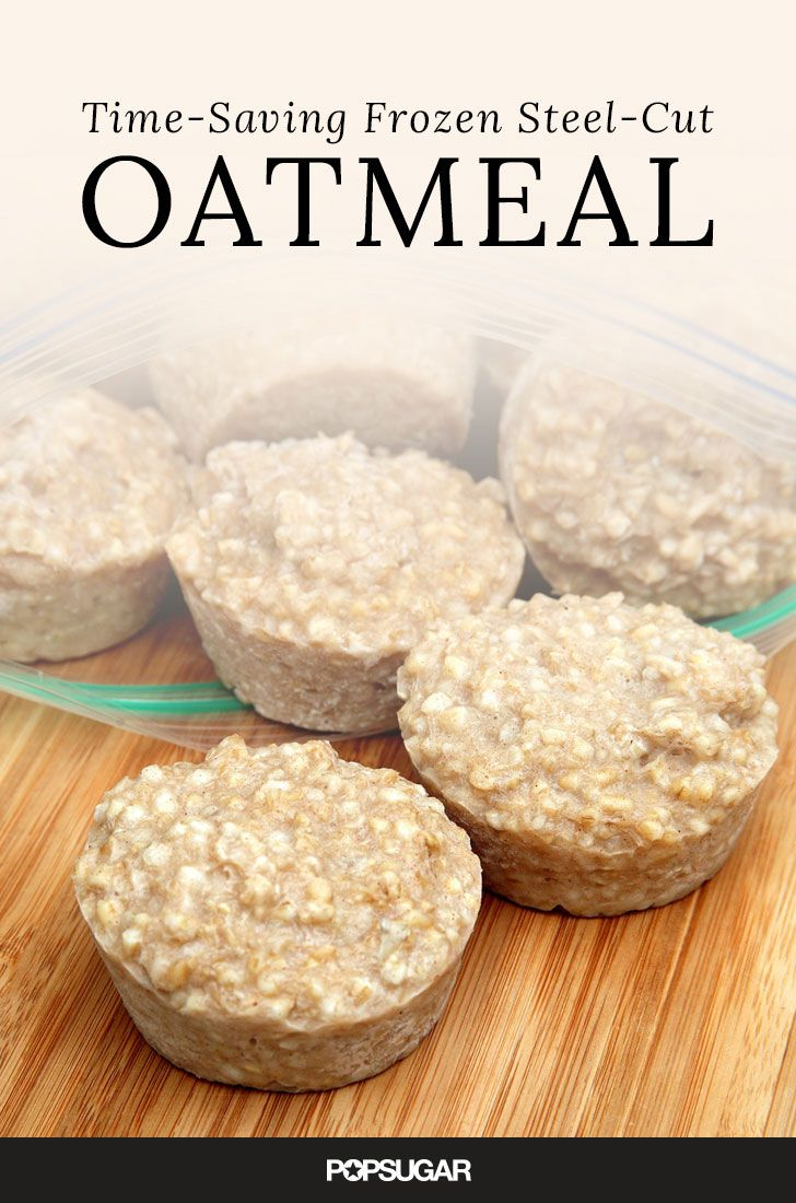 This oatmeal hack will definitely change your mornings. An easy and healthy breakfast that takes little to no time at all!
