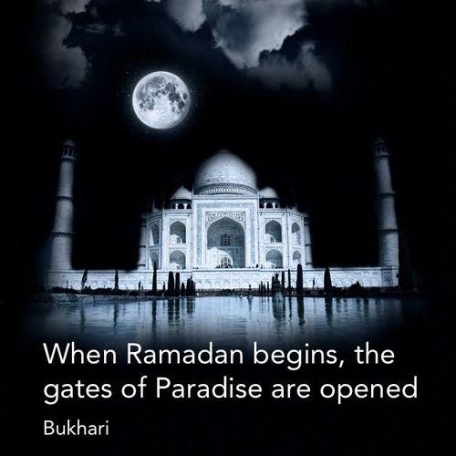 Marhaban Ya Ramadhan ! ♥