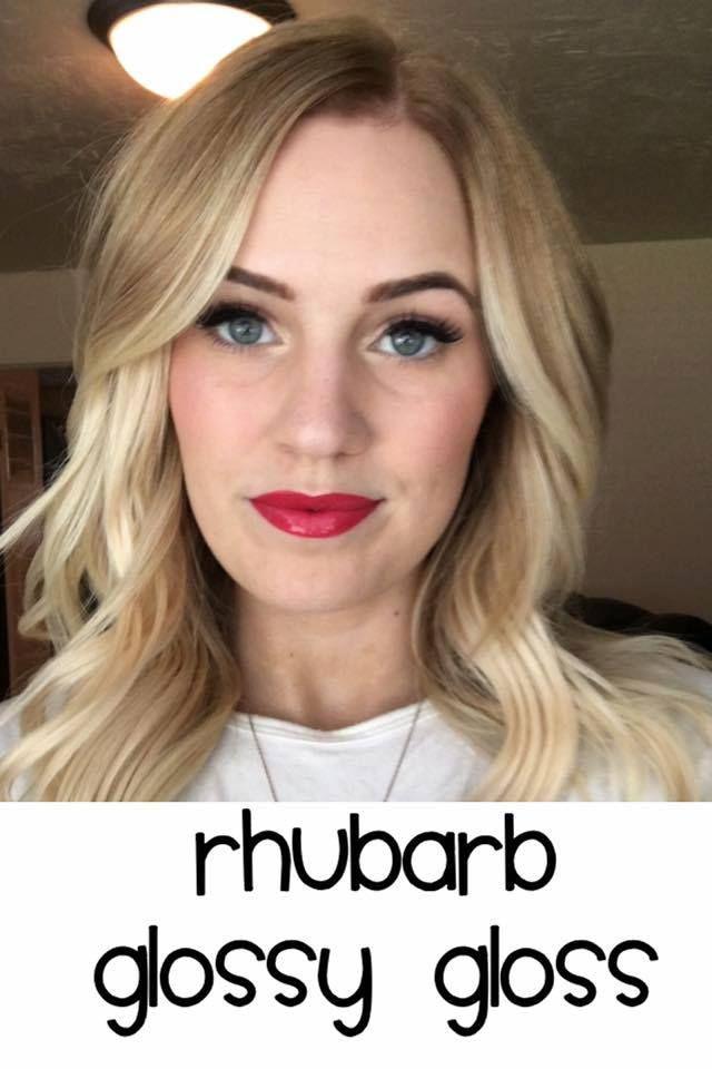 Lipsense Makeup: Rhubarb Lipsense Cred: @kissablelipsbykatie